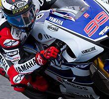 Yamaha by corsefoto