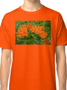 Butterfly Milkweed Classic T-Shirt