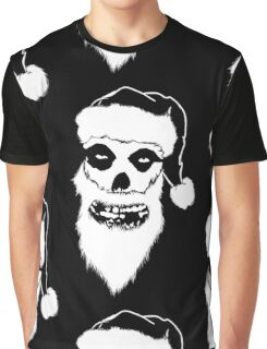 A Misfits Christmas Graphic T-Shirt