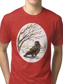 The Coming of Winter Tri-blend T-Shirt