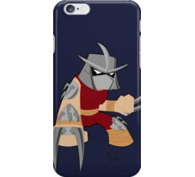 Chibi Mirage Shredder iPhone Case/Skin
