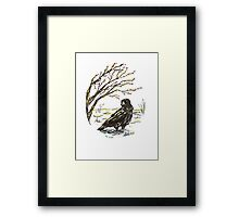 The Coming of Winter Framed Print