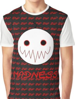 Mad Cry (Cryaotic) Graphic T-Shirt