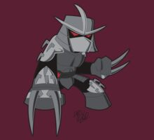 Chibi Shredder (4Kids) by DrewBird
