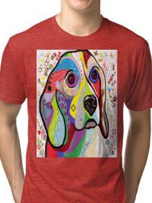 BEAGLE Tri-blend T-Shirt