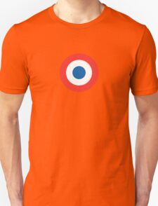 French Insignia Graphic T-Shirt