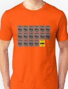 Periodic Table of Batman T-Shirt