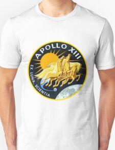 Apollo 13 Mission Logo T-Shirt