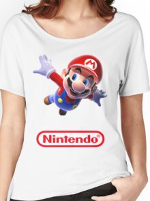 'Mario from Nintendo' Shirt Women's Relaxed Fit T-Shirt