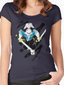 Miyamoto Usagi Women's Fitted Scoop T-Shirt