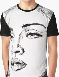 Blond Graphic T-Shirt