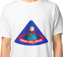 Apollo 8 (1st Lunar Mission) Logo Classic T-Shirt