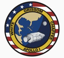 Apollo 1 Mission Logo by MGR Productions