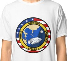 Apollo 1 Mission Logo Classic T-Shirt