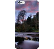 Water of Leith Sunset iPhone Case/Skin