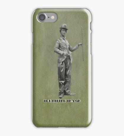 The Little Tramp iPhone Case iPhone Case/Skin