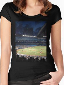 Blue Jays  Women's Fitted Scoop T-Shirt