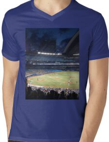 Blue Jays  Mens V-Neck T-Shirt