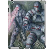 Swamp Hunt iPad Case/Skin