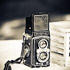Vintage Rolleiflex Camera by annadelores