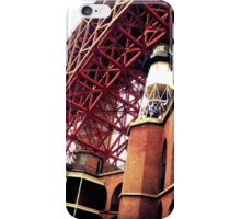 Golden Gate Bridge and the Fort iPhone Case/Skin