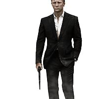 James Bond by JustCarter