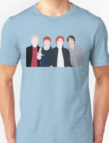 5 Seconds Of Summer Drawing T-Shirt
