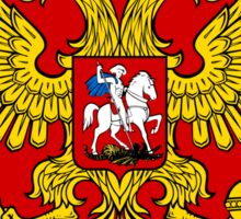 Coat of Arms of Russia Sticker