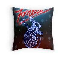 Footless Throw Pillow