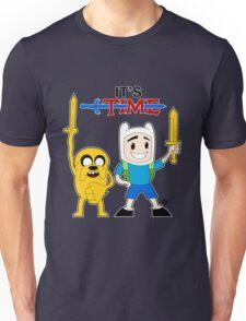 Its (Adventrue) Time Unisex T-Shirt