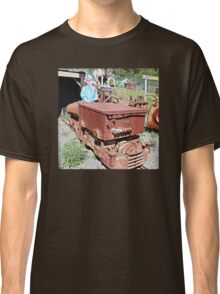"Hacienda Quicksilver Mining Display Featuring the ""Little Trammer"" Classic T-Shirt"