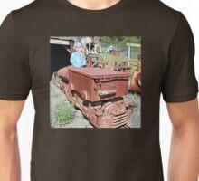"Hacienda Quicksilver Mining Display Featuring the ""Little Trammer"" Unisex T-Shirt"