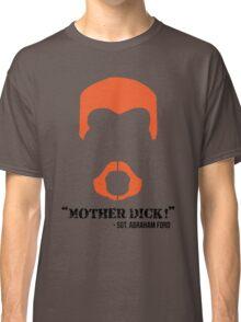 SGT. Abraham Ford - #TWD Classic T-Shirt