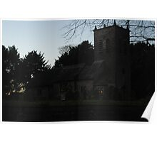 warburton old church Poster