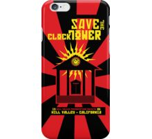 Clocktower Propaganda iPhone Case/Skin