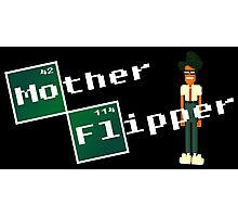 Mother Flipper Photographic Print
