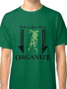 Apocalyptic Organization Classic T-Shirt