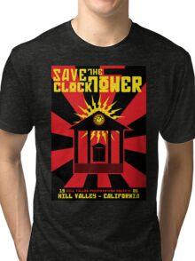 Clocktower Propaganda Tri-blend T-Shirt