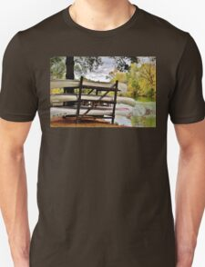 Waiting for Warmer Weather Unisex T-Shirt