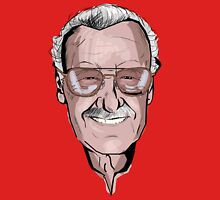 Stan Lee Unisex T-Shirt
