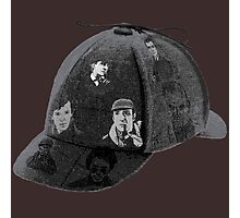 A Preponderance of Sherlocks Photographic Print