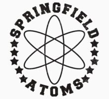 Springfield Atoms One Piece - Short Sleeve