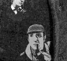 A Preponderance of Sherlocks Sticker
