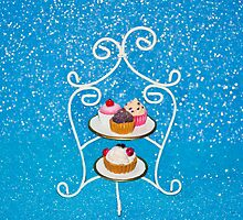 Cupcake Celebration by Denise Abé