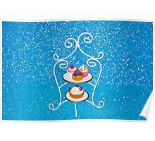 Cupcake Celebration Poster