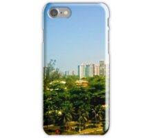 Trees and Pollution [ iPad / iPod / iPhone Case ] iPhone Case/Skin