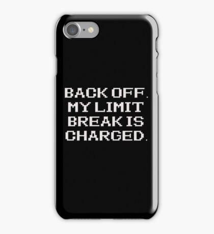 RPG - Limit Break iPhone Case/Skin