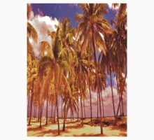 Palms on Half Moon Caye II  Kids Clothes
