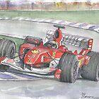 F1 by Luca Massone  disegni