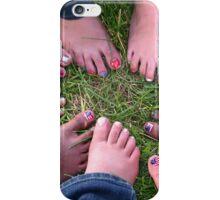 Fun Feet iPhone Case/Skin